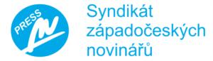 Logo Syndikátu západočeských novinářů
